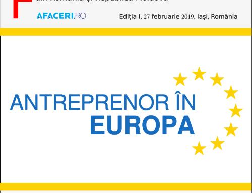 Forumul Tinerilor Antreprenori din România și Republica Moldova