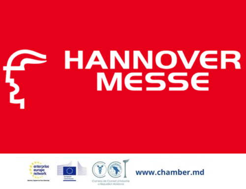 Invitație pentru mediul de afaceri să participe la cea mai importantă expoziție Hannover Messse, Germania