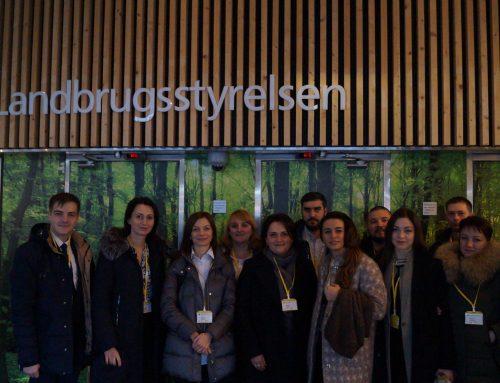 Preluarea experienţei fermierilor danezi de către tinerii antreprenori din Republica Moldova