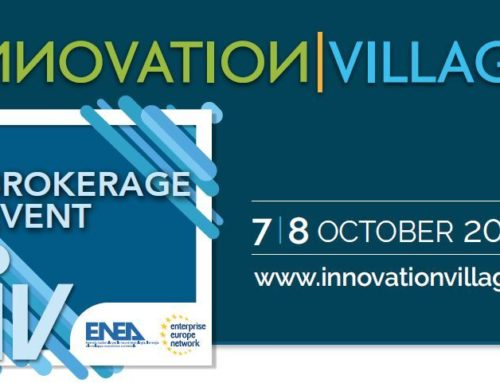 VIRTUAL BROKERAGE EVENT @ INNOVATION VILLAGE 2020