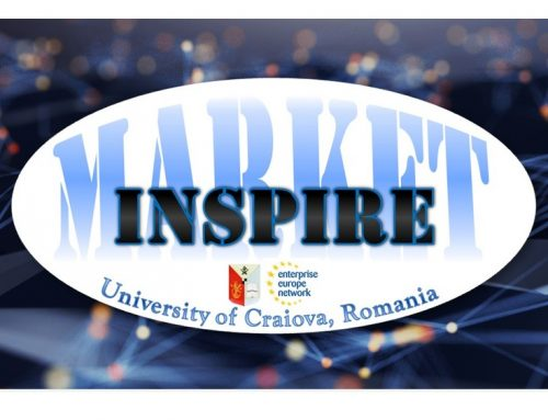 INSPIRE – Stock exchange of INnovative Services, Products & Ideas REady for market, Craiova, 8th of April 2021, on-line event