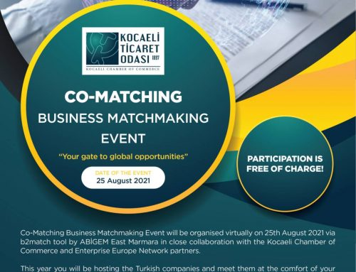 """Eveniment online Co-Matching Business Matchmaking Event """"Your gate to global opportunities"""""""