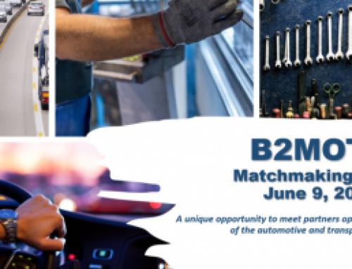 B2Moto 2021 – Virtual Matchmaking Event
